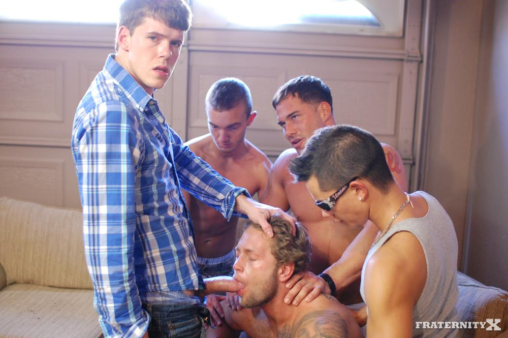 Fraternity X Straight Frat Boys Barebacking Amateur Gay Porn 06 Real Amateur Drunk Fraternity Brothers Take Turns Barebacking