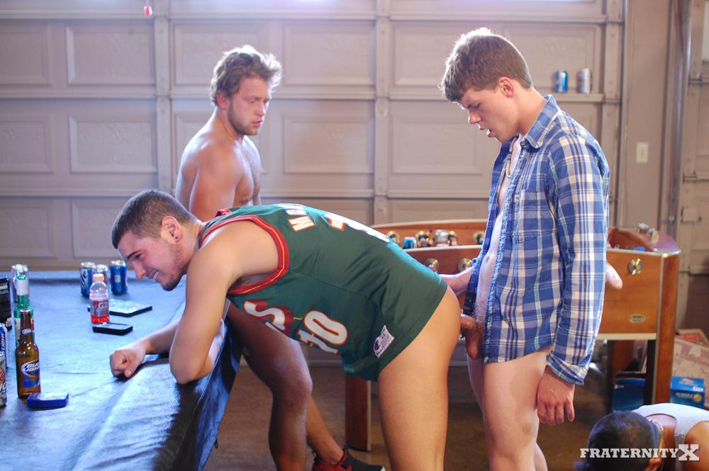 Fraternity X Straight Frat Boys Barebacking Amateur Gay Porn 10 Real Amateur Drunk Fraternity Brothers Take Turns Barebacking