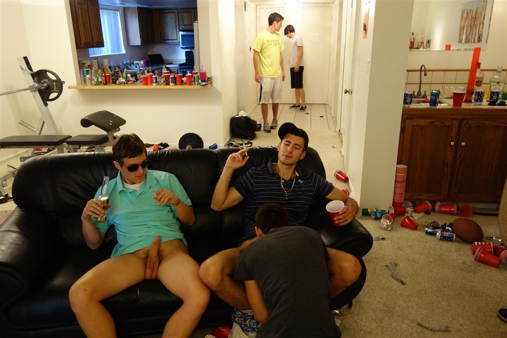 Fraternity X Drunk Frat Pledge Gets Barebacked While Passed Out Amateur Gay Porn 08 Drunk And Passed Out Frat Pledge Gets Fucked Bareback