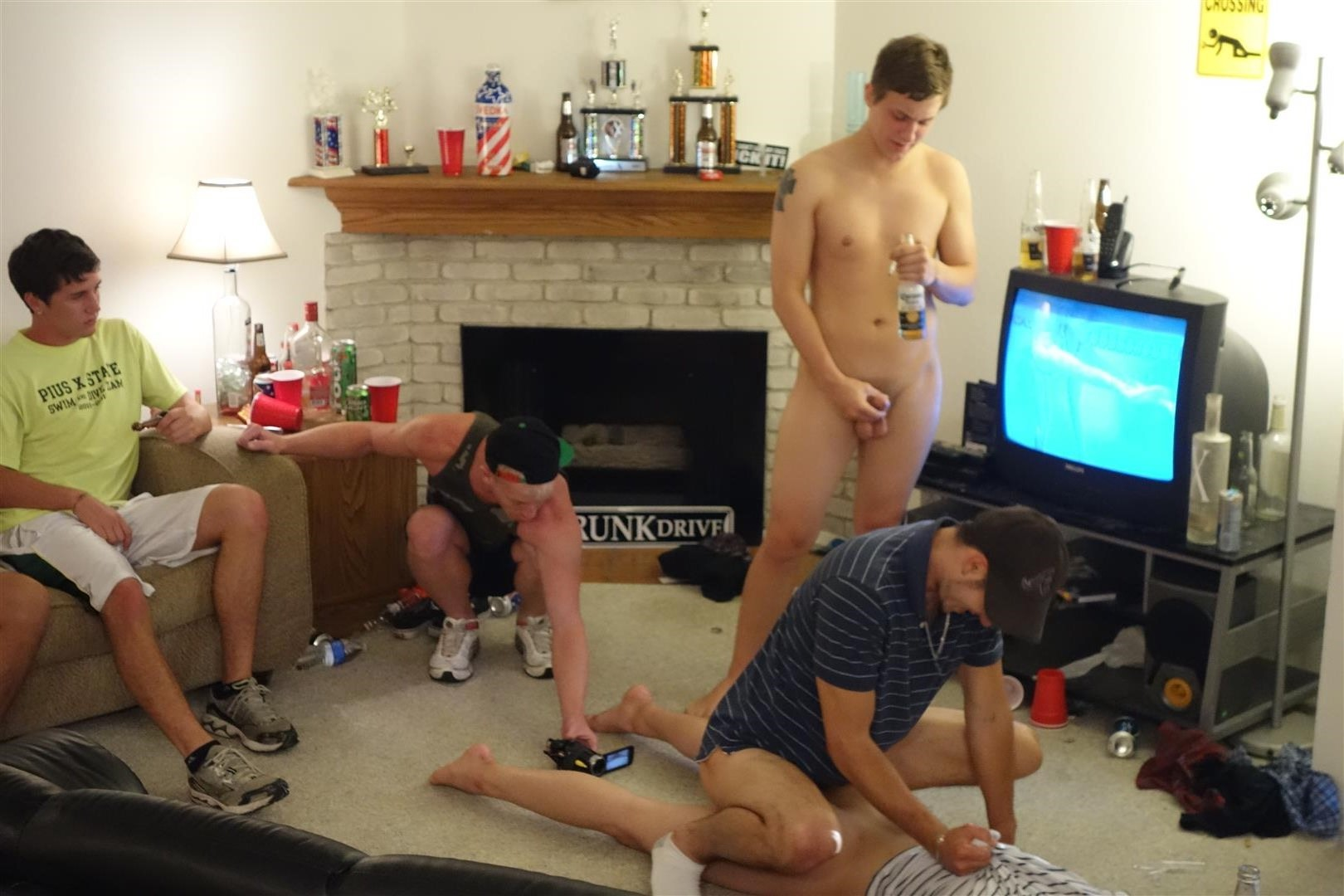 Fraternity X Drunk Frat Pledge Gets Barebacked While Passed Out Amateur Gay Porn 41 Drunk And Passed Out Frat Pledge Gets Fucked Bareback