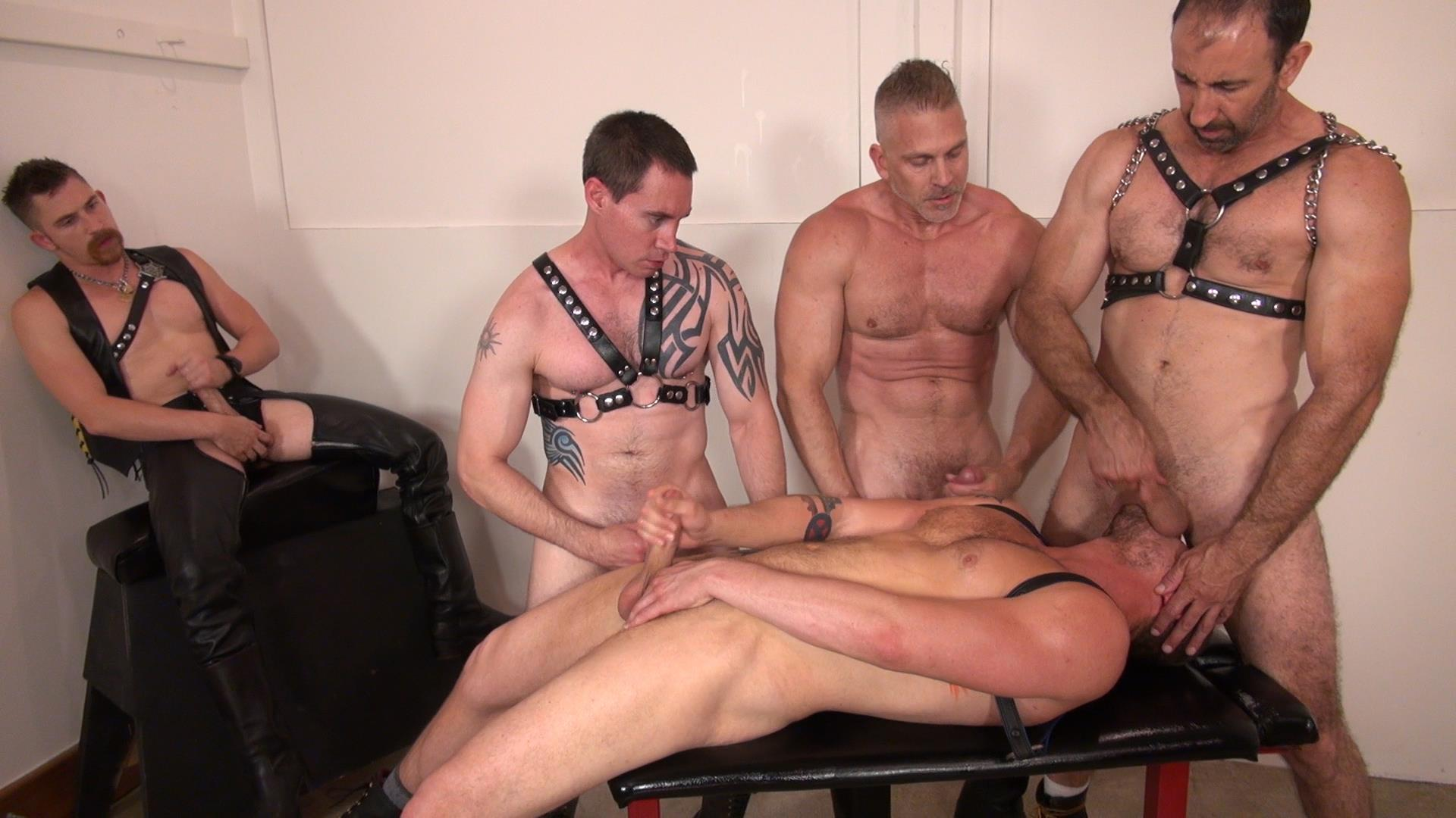 Raw and Rough Jason Mitchell Steven Richards Sam Dixon Blue Bailey Dayton OConnor Jose del Toro Bareback Bathhouse Amateur Gay Porn 07 Blue Bailey Getting Fucked Bareback By 5 Guys At A Bathhouse
