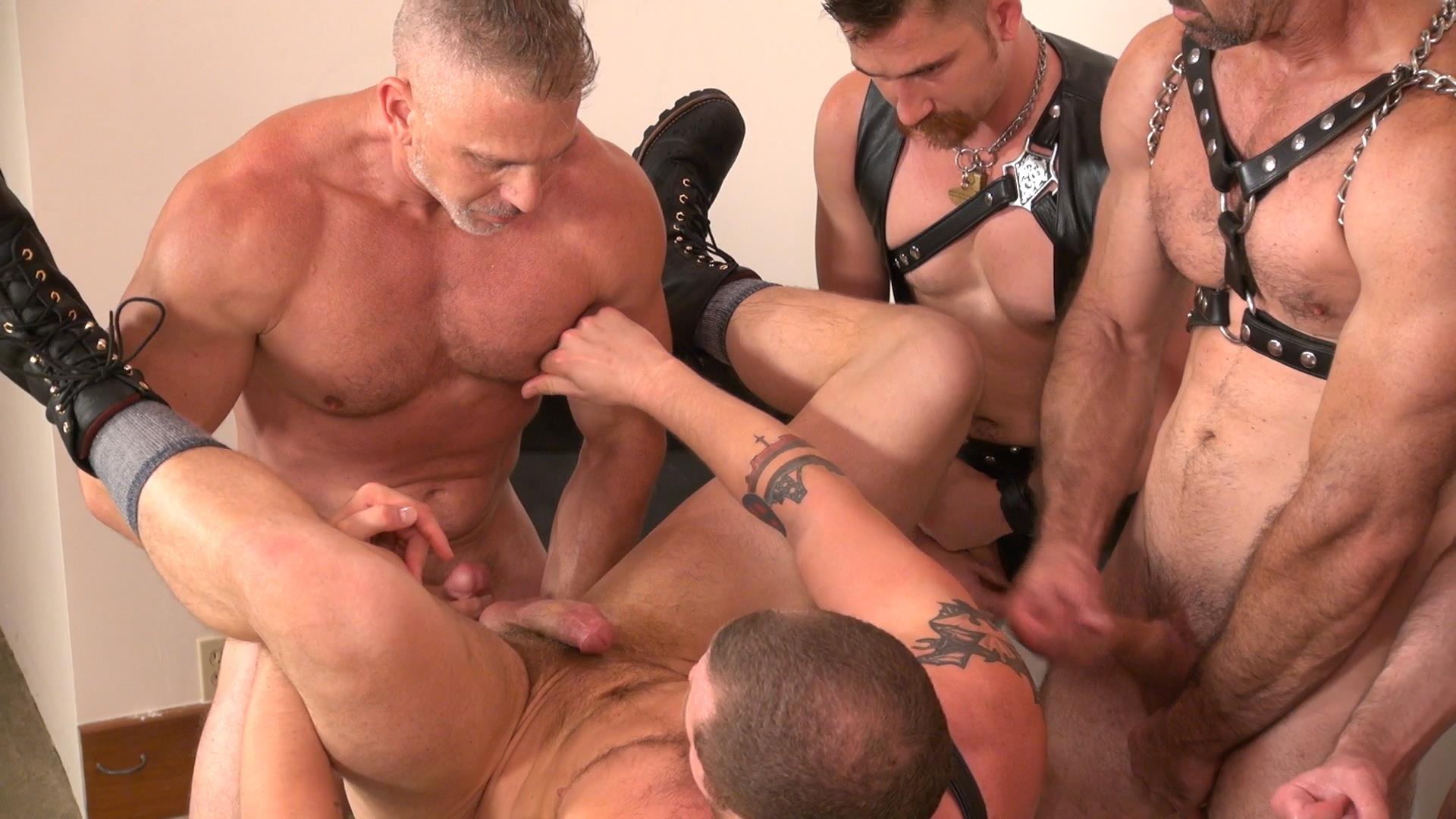 Raw and Rough Jason Mitchell Steven Richards Sam Dixon Blue Bailey Dayton OConnor Jose del Toro Bareback Bathhouse Amateur Gay Porn 08 Blue Bailey Getting Fucked Bareback By 5 Guys At A Bathhouse