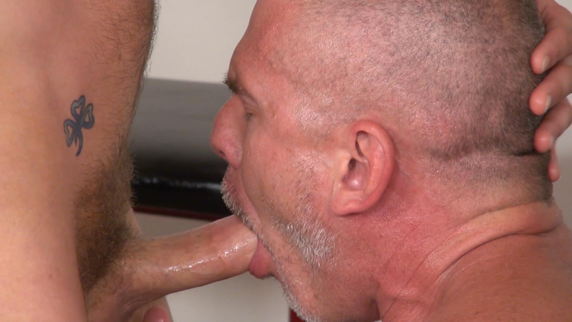 Raw and Rough Sam Dixon and Blue Bailey Daddy And Boy Flip Flip Bareback Fucking Amateur Gay Porn 01 Blue Bailey Flip Flop Barebacking With A Hung Daddy