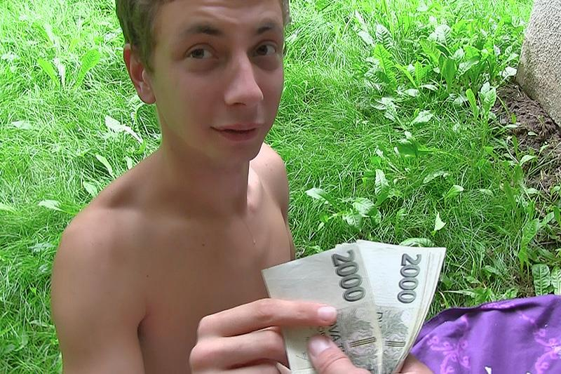 Czech Hunter Twink Gets Paid to take a Big Uncut Cock Bareback Cum Amateur Gay Porn 24 Czech Twink Gets Paid To Bareback A Big Uncut Cock In The Park