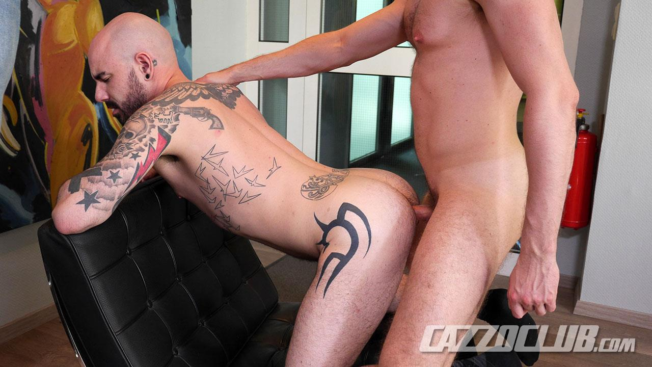 Cazzo Club Adam Darcre and Matteo Valentine Bareback Uncut Cocks Amateur Gay Porn 15 German Guys In Suits Fucking Bareback With Their Big Uncut Cocks