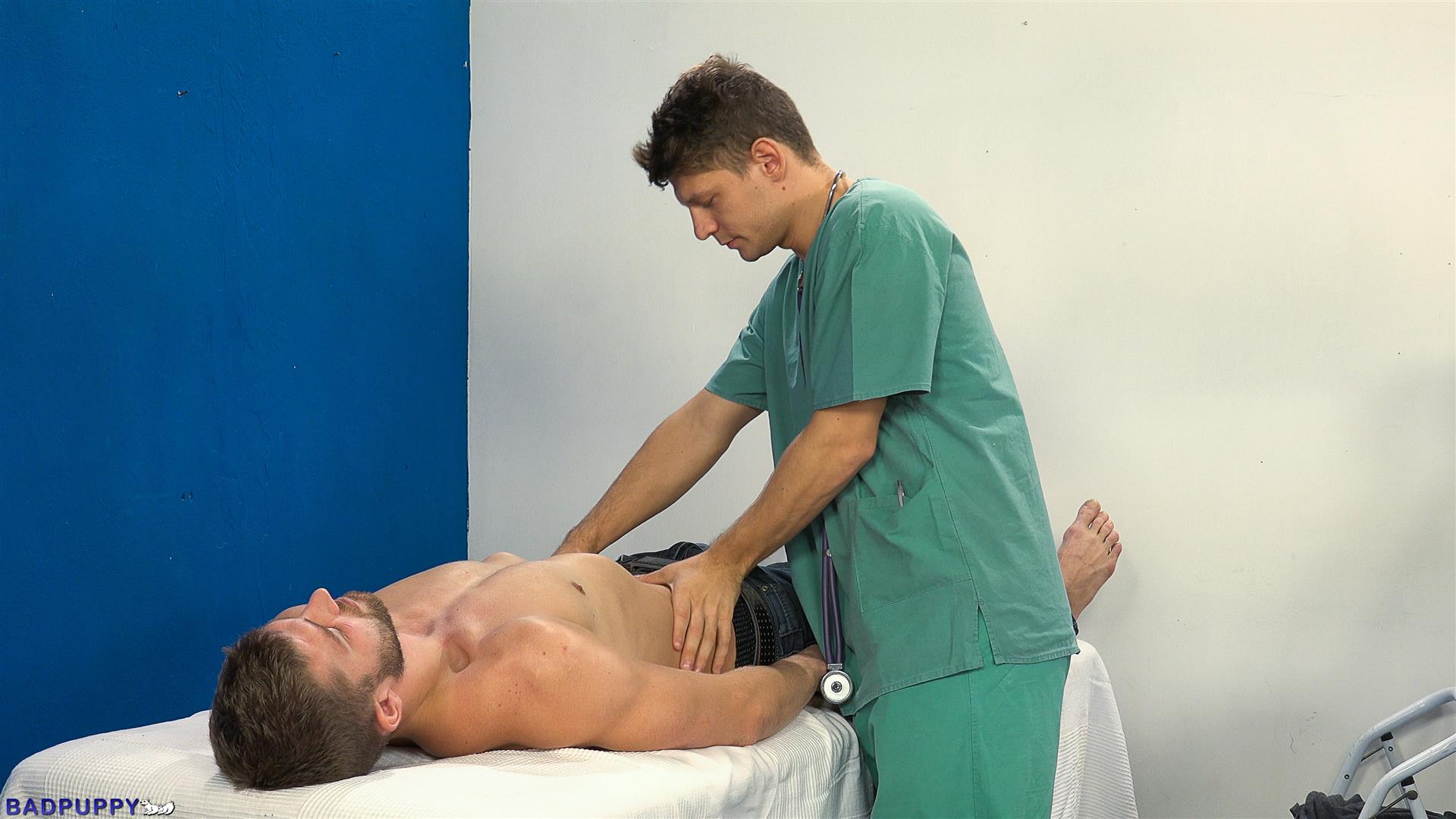 Badpuppy Nikol Monak and Rosta Benecky Czech Guys Fucking Bareback Amateur Gay Porn 04 Czech Hunks With Big Uncut Cocks Fucking At The Doctors Office