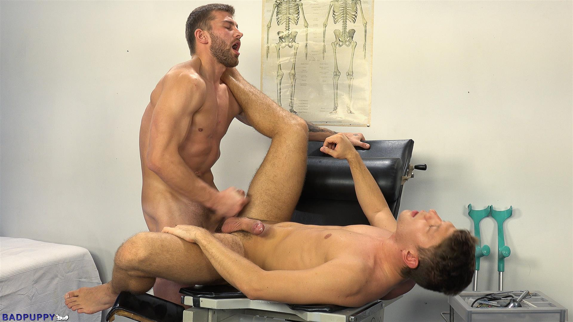 Badpuppy Nikol Monak and Rosta Benecky Czech Guys Fucking Bareback Amateur Gay Porn 31 Czech Hunks With Big Uncut Cocks Fucking At The Doctors Office
