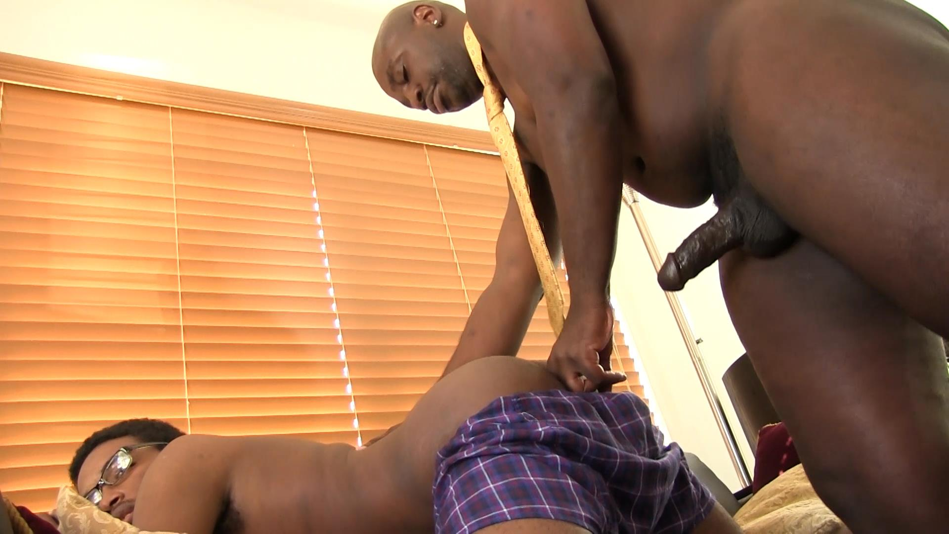 Amateur Black Twink Ass Lubed And Bare Fucked