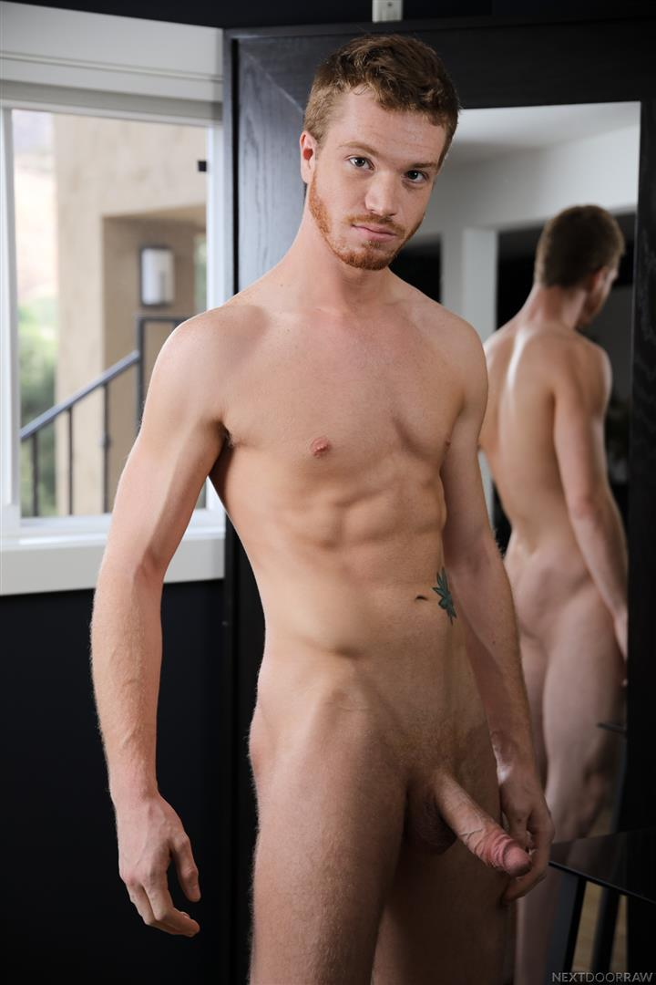 Next-Door-Raw-Markie-More-and-Dacotah-Red-Big-Dick-gingers-fucking-bareback-01 Ginger Boyfriends Markie More and Dacotah Red Share A Bareback Fuck