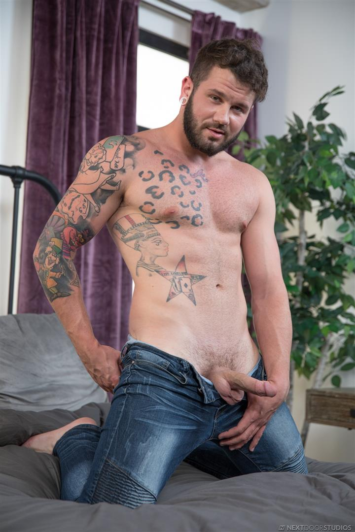 Next-Door-Studios-Johnny-Hill-and-Dante-Colle-Big-Dick-Hipsters-Bareback-Flip-Fucking-02 Bareback Flip Fucking With Big Dick Hipster Johnny Hill and Dante Colle